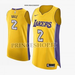 Maglia NBA LA Lakers di Lonzo Ball [ Icon Edition]