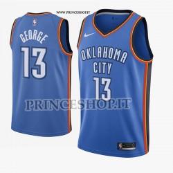 Maglia NBA OK Thunder di Paul GEORGE[ City Edition]