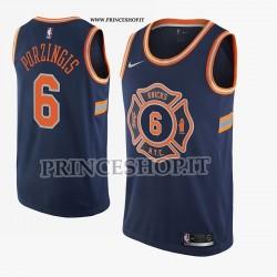 Maglia NBA NY Knick di PORZINGIS [City Edition]