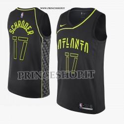 Maglia NBA Atlanta Hawks di Schroder [CITY EDITION]
