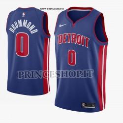 Maglia NBA Detroit PISTONS di DRUMMOND [Icon Edition]