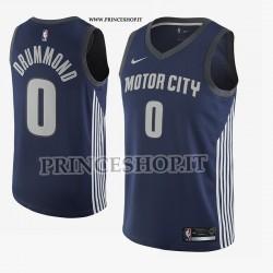Maglia NBA Detroit PISTONS di DRUMMOND [City Edition]