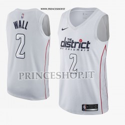 Maglia NBA Washington Wizards di John WALL [City Edition]