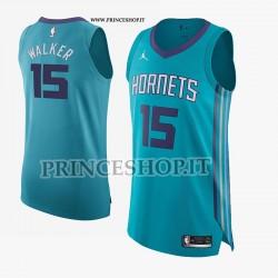 Maglia NBA Charlotte Hornets di WALKER [ICON EDITION]