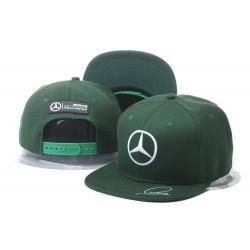 Cappellino Mercedes AMG Petronas - Lewis Hamilton Flatbrim Cap 002