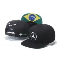 Cappellino Mercedes AMG Petronas - Lewis Hamilton Flatbrim Cap 010