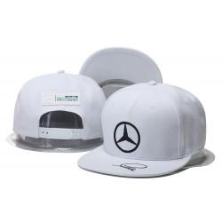 Cappellino Mercedes AMG Petronas - Lewis Hamilton Flatbrim Cap 011