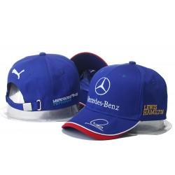 Cappellino Mercedes AMG Petronas - Lewis Hamilton - Regular Cap