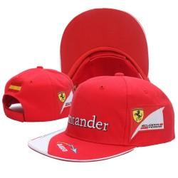 Cappellino Scuderia Ferrari - Flatbrim Cap