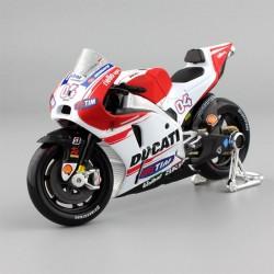 Modellino Moto Ducati di Andrea Dovizioso