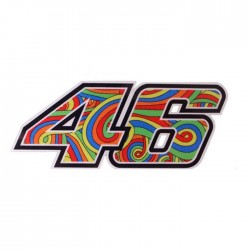 Adesivi MotoGp Valentino Rossi 2018 - 007