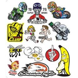 Adesivi MotoGp Valentino Rossi ++ EXTRA 05