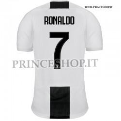 Maglia Home Juventus di Cristiano Ronaldo 2018/19