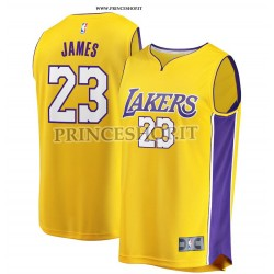 Maglia NBA LA Lakers di LeBron James [ Icon Edition]