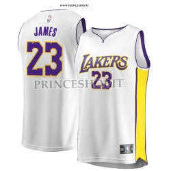 Maglia NBA LA Lakers di LeBron James [ Association Edition]