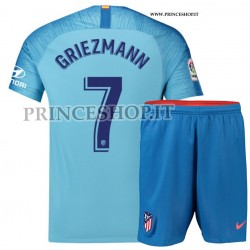 Kit Away Atletico Madrid di Antoine Griezmann 2018/19