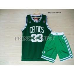 Kit NBA Boston Celtics di Larry Bird