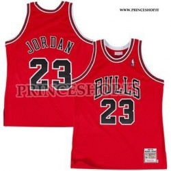 Maglia NBA Chicago Bulls di Jordan