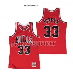 Maglia NBA Chicago Bulls di Pippen