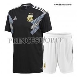 Kit Away Argentina COPA AMERICA 2019 maglia+pantaloncini
