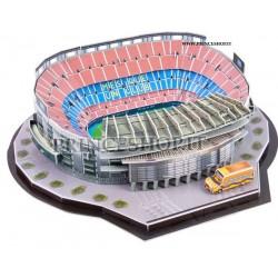 Puzzle 3D Camp Nou