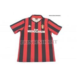 Maglia Retrò Milan 1988 89