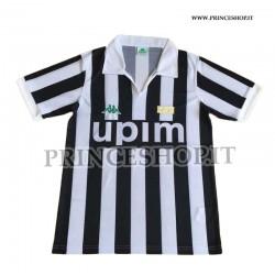 Maglia Retrò Juventus 1990 91