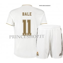 Kit BALE - Home Real Madrid 2019/20 maglia+pantaloncini