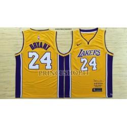 Maglia NBA LA Lakers di Kobe BRYANT [ Icon Edition] - Signed