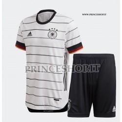 Kit Home Germania EURO 2020-21 maglia+pantaloncini