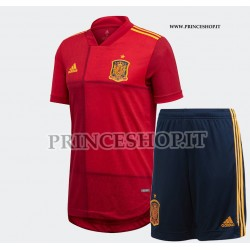 Kit Home Spagna EURO 2020-21 maglia+pantaloncini