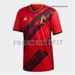 Maglia Home Belgio EURO 2020-21