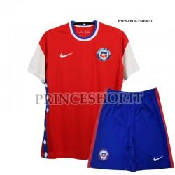 Kit Home Cile COPA AMERICA 2020 maglia+pantaloncini