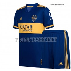 Kit Home Boca Juniors 2020/21 maglia+pantaloncini