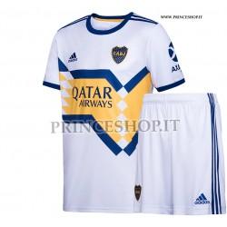 Kit Away Boca Juniors 2020/21 maglia+pantaloncini