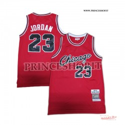 Maglia Vintage Chicago Bulls di Michael Jordan 1984-85 Mithcell and Ness