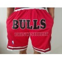 Pantaloncini Chicago Bulls Just Don con tasche
