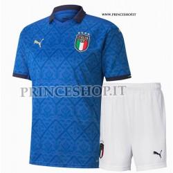 Kit Home Italia EURO 2020-21 maglia+pantaloncini