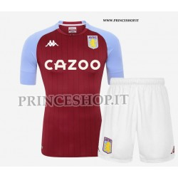 Kit Home Aston Villa 2020/21