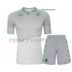 Kit Third Real Betis 2020/21 maglia+pantaloncini