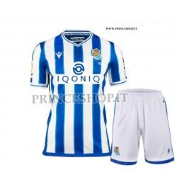 Kit Home Real Sociedad 2020/21