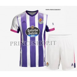 Kit Home Real Valladolid 2020/21