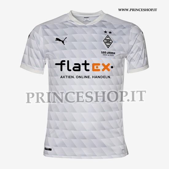 Maglia Home Borussia Monchengladbach 2020/21