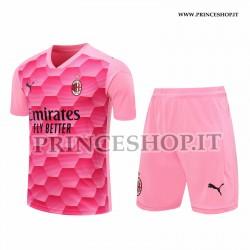 KIt Portiere Milan 2020/21 - Rosa