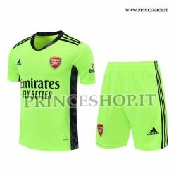 KIt Portiere Arsenal 2020/21 - Verde