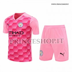 KIt Portiere Manchester City 2020/21 - Rosa