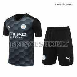 KIt Portiere Manchester City 2020/21 - Nero