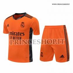 Kit Portiere Real Madrid 2020/21 - Arancio