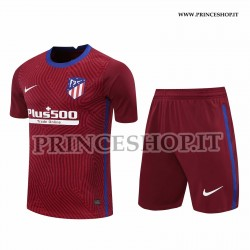 Kit Portiere Atletico Madrid 2020/21 - Rosso