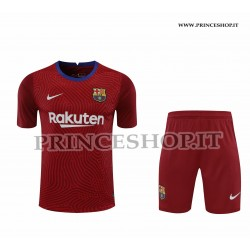 Kit Portiere Barcellona 2020/21 - Rosso